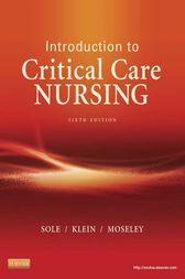 Introduction to Critical Care Nursing - E-Book by Mary Lou Sole