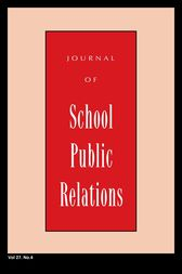 Jspr Vol 27-N4 by Journal of School Public Relations