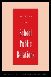 JSPR Vol 34-N2 by Journal of School Public Relations