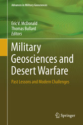 Military Geosciences and Desert Warfare by Eric V. McDonald