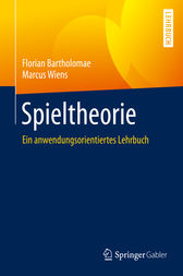 Spieltheorie by Florian Bartholomae