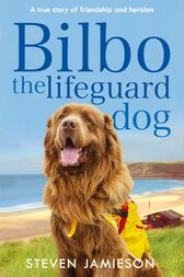 Bilbo the Lifeguard Dog by Steven Jamieson