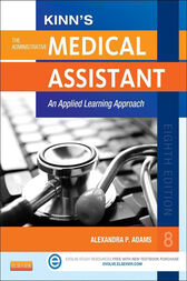 BOPOD - Kinn's The Administrative Medical Assistant by Alexandra Patricia Adams