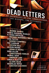 Dead Letters: An Anthology by Conrad Williams