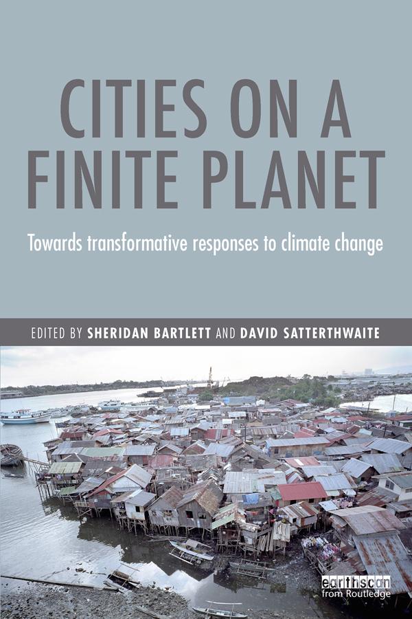 Download Ebook Cities on a Finite Planet by Sheridan Bartlett Pdf