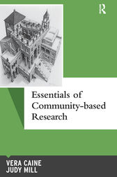 Essentials of Community-based Research by Vera Caine