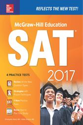 McGraw-Hill Education SAT 2017 Edition by Christopher Black