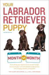 Your Labrador Retriever Puppy Month by Month, 2nd Edition by Terry Albert
