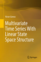 Multivariate Time Series With Linear State Space Structure by Víctor Gómez