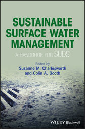 Sustainable Surface Water Management by Susanne M. Charlesworth