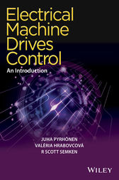 Electrical Machine Drives Control by Juha Pyrhonen