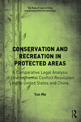 Conservation and Recreation in Protected Areas by Yun Ma