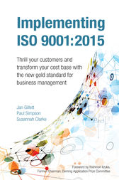 Implementing ISO 9001: 2015 by Jan Gillett