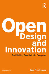 Open Design and Innovation by Leon Cruickshank
