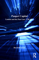 Pauper Capital by David R. Green