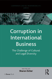 Corruption in International Business by Sharon Eicher