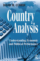 Country Analysis by David M. Currie