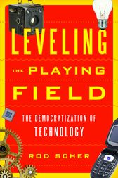 Leveling the Playing Field by Rod Scher