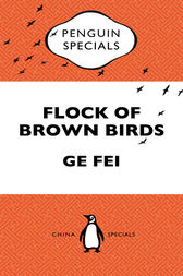 Flock of Brown Birds by Ge Fei