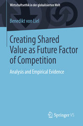 Creating Shared Value as Future Factor of Competition by Benedikt von Liel