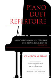 Piano Duet Repertoire, Second Edition by Indiana University Press