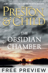 The Obsidian Chamber - EXTENDED FREE PREVIEW (first 7 chapters) by Douglas Preston