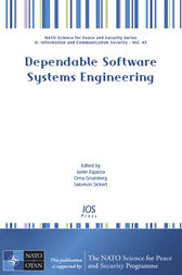Dependable Software Systems Engineering by J. Esparza