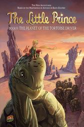 The Planet of the Tortoise Driver by Hervé Benedetti