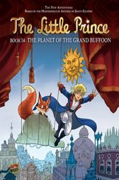 The Planet of the Grand Buffoon by Matteo Cerami