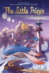 The Planet of Bamalias by Christel Gonnard