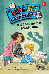 #11 The Case of the Locked Box by Lewis B. Montgomery