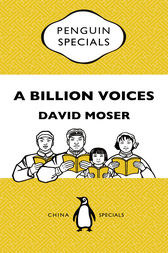 A Billion Voices: China's Search for a Common Language by David Moser