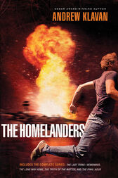 The Homelanders by Andrew Klavan