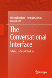 The Conversational Interface by Michael McTear