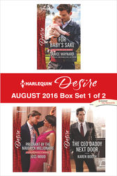 Harlequin Desire August 2016 - Box Set 1 of 2 by Janice Maynard