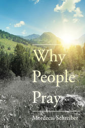 Why People Pray by Mordecai Schreiber