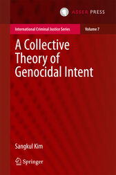 A Collective Theory of Genocidal Intent by Sangkul Kim