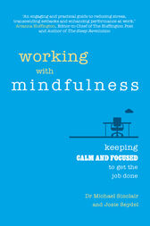 Working with Mindfulness by Michael Sinclair