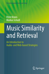 Music Similarity and Retrieval by Peter Knees