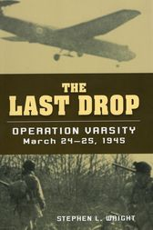 The Last Drop by Stephen E. Wright