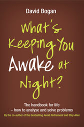 What's Keeping You Awake at Night by David Bogan