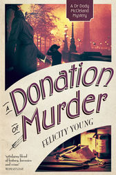 A Donation of Murder by Felicity Young