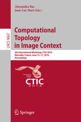 Computational Topology in Image Context by Alexandra Bac