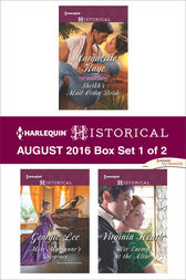 Harlequin Historical August 2016 - Box Set 1 of 2