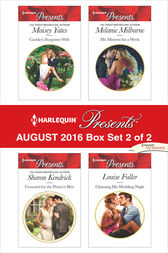 Harlequin Presents August 2016 - Box Set 2 of 2 by Maisey Yates