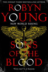 Sons of the Blood: New World Rising Series Book 1