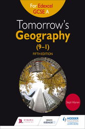 Tomorrow's Geography for Edexcel GCSE A Fifth Edition