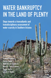 Water Bankruptcy in the Land of Plenty by Franck Poupeau