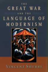 The Great War and the Language of Modernism