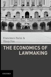 The Economics of Lawmaking by Francesco Parisi